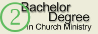 Bachelor Degree in Church Ministry