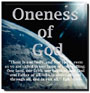 Oneness of God